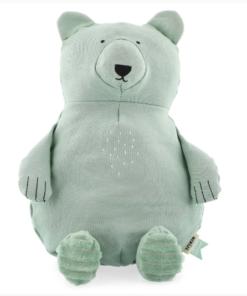Οργανκή κούκλα Trixie Polar Bear