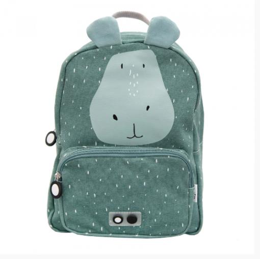 Αδιάβροχο παιδικό σακίδιο πλάτης Trixie Mr Hippo