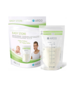Ardo Easy Store, Σακουλάκια Αποθήκευσης Μητρικού Γάλακτος Αποστειρωμένα, 25τμχ