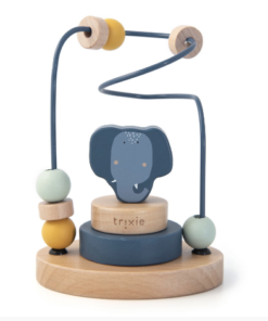 Trixie ξύλινο παιχνίδι προγραφής Mrs Elephant