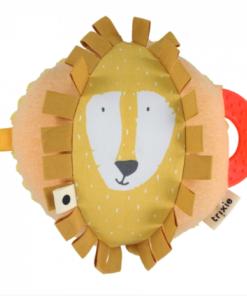 Trixie βρεφική μπάλα δραστηριοτήτων κουδουνίστρα Mr Lion