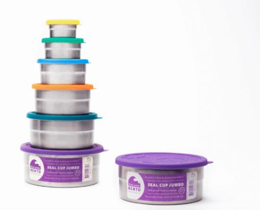 ECOlunchbox Seal Cup Jumbo Ανοξείδωτο Σκεύος