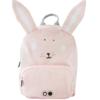 Trixie αδιάβροχο παιδικό σακίδιο πλάτης Mrs Rabbit