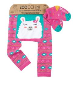 Bρεφικό κολάν με κάλτσες για μπουσούλημα Lama