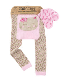 Bρεφικό κολάν με κάλτσες για μπουσούλημα Fiona the Fawn