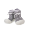 Attipas Βρεφικά ανατομικά παπούτσια sneakers grey