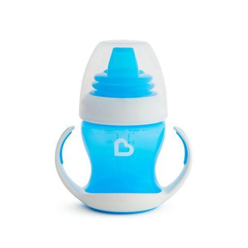 Munchkin Ποτηράκι Εκπαιδευτικό Gentle First Cup Blue