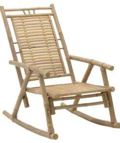 Κουνιστή πολυθρόνα Bamboo life
