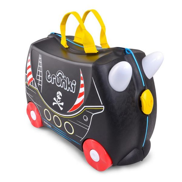 TRUNKI Pedro Pirate Παιδική Βαλίτσα Ταξιδιού