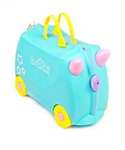 Una Unicorn Παιδική Βαλίτσα Ταξιδιού TRUNKI