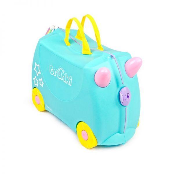 TRUNKI Una Unicorn TRUNKI Παιδική Βαλίτσα Ταξιδιού