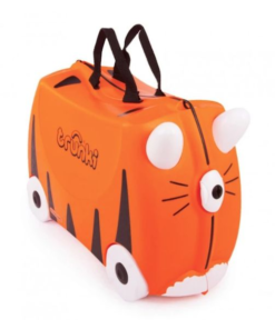 Trunki Tipu Tiger Παιδική Βαλίτσα Ταξιδιού TRUNKI