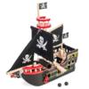 Le Toy Van Ξύλινο πειρατικό καράβι Barbarossa Pirate Ship