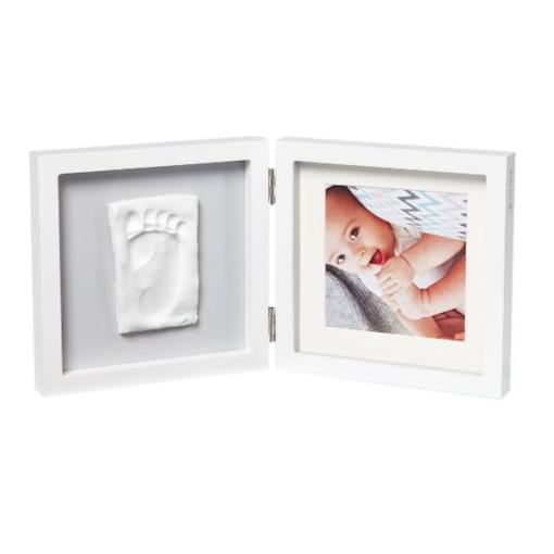 Baby Art Κορνίζα Αποτύπωμα My Baby Style Simple Grey BR73756
