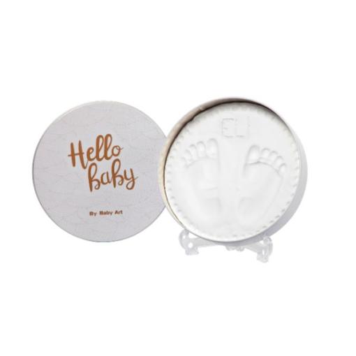 BABY ART ΚΟΥΤΙ ΑΠΟΤΥΠΩΜΑ MAGIC BOX ROUND SHINY VIBES