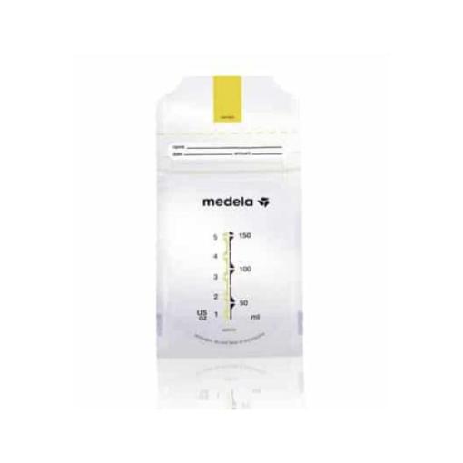 Medela Σακουλάκια για τη Συλλογή Μητρικού Γάλακτος 20Χ150Ml