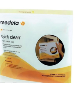 MEDELA QUICK CLEAN Σακουλάκια αποστείρωσης μικροκυμάτων 5τμχ