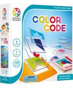 Επιτραπέζιο Κωδικός Χρώματος (100 προκλήσεις)