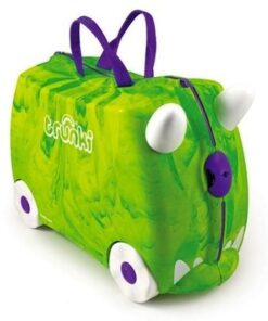 TRUNKI Rex Dinosaur Παιδική Βαλίτσα Ταξιδιού